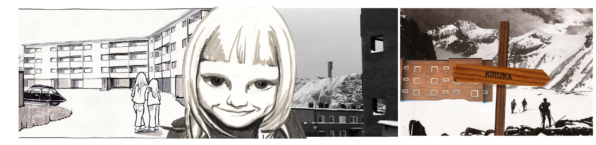Kiruna collage
